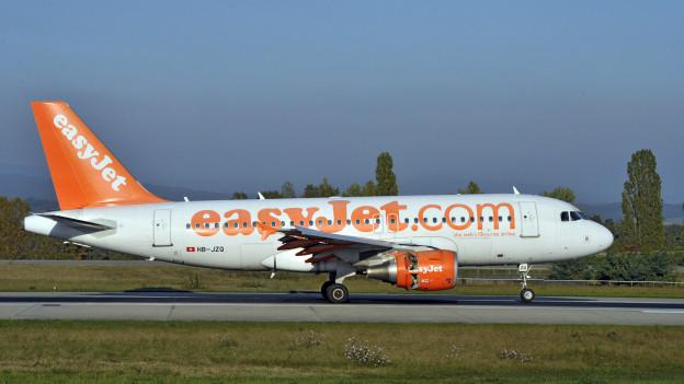 Heute Morgen musste jeder sechste Flug gestrichen werden. Zudem fand in einigen Baselbieter Gemeinden wegen des Sturms kein Schulunterricht statt.