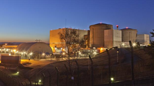 Ein Reaktor ist abgeschaltet worden - für immer