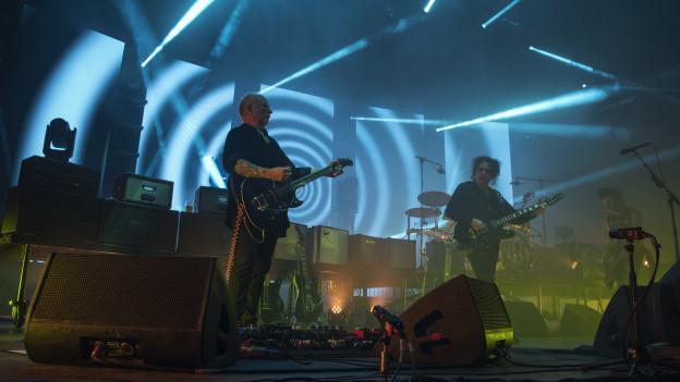 Konzert dürfen derzeit nicht stattfinden (hier: The Cure in Basel).