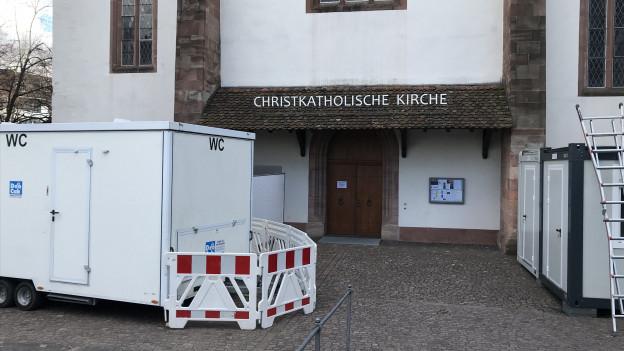 Predigerkirche wird umgenutzt.