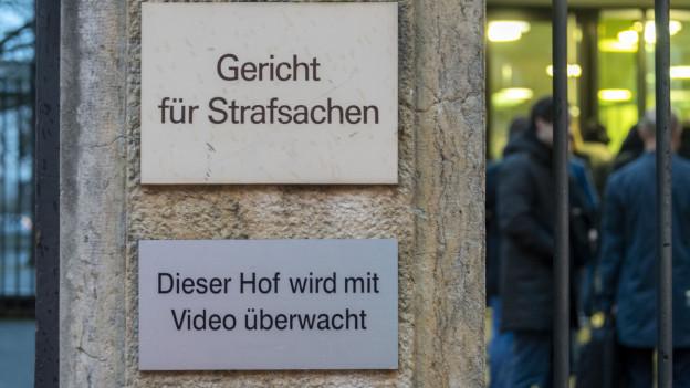 Der Prozess am Basler Strafgericht dauerte mehrer Tage