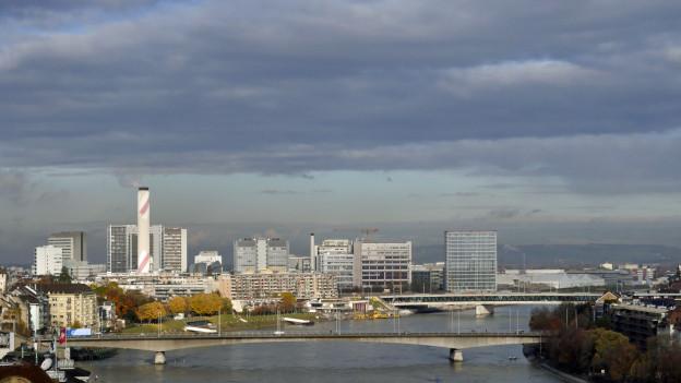 Dunkle Wolken ziehen auch über der regionalen Wirtschaft auf