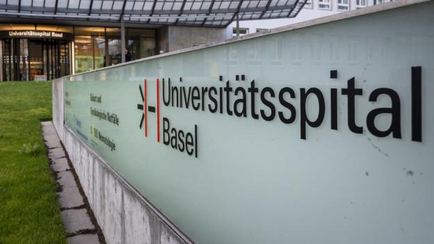 Die Frau starb am Unispital Basel
