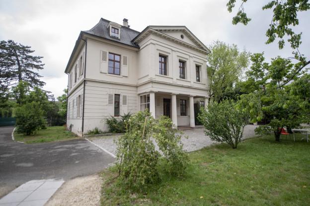 In diesem Gebäude des Basler Asylzentrums sind unbegleitete Minderjährige untergebracht