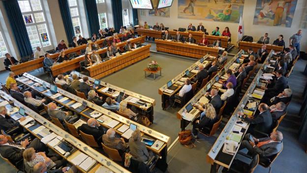 Der Landrat kommt am Donnerstag nicht in Liestal zusammen