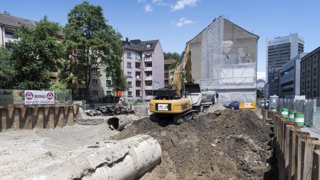 Regierung will noch mehr Wohnungen bauen