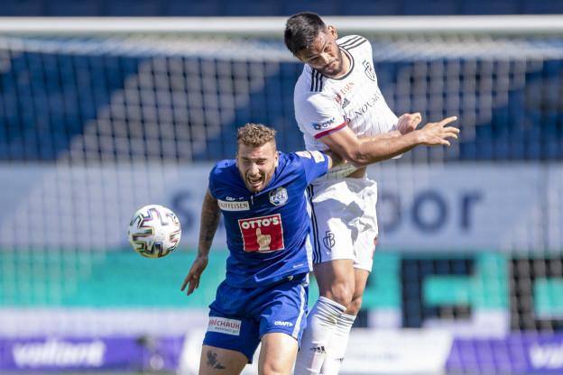 Luzern gewinnt gegen Basel