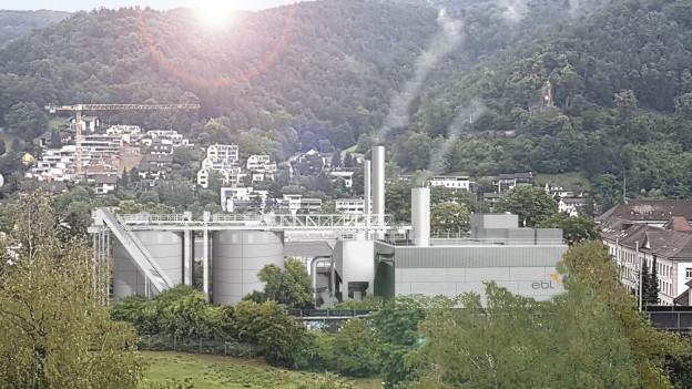 Neue Heizzentrale in Liestal