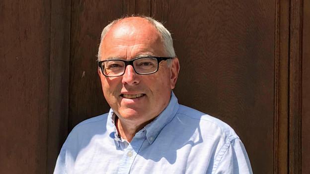 Bald neuer Landratspräsident: Heinz Lerf