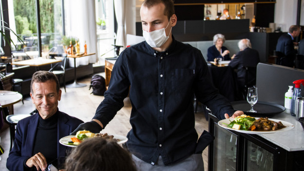 Restaurants schlagen Alarm