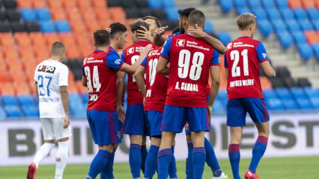 Welcher Spieler betroffen ist, gab der FC Basel nicht bekannt.