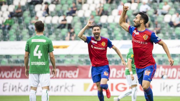 Beim FC Basel läufts sportlich derzeit rund