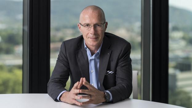Houruniverse-Leiter Michel Loris-Melikoff will die Uhrenbranche vernetzen