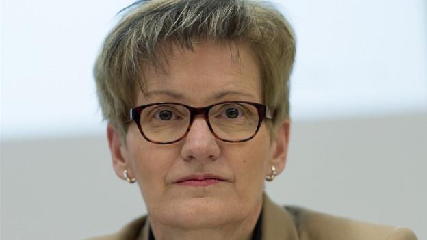 Portrait von Sabine Pegoraro