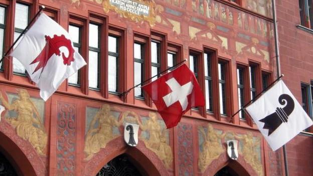 Rathaus Basel-Stadt
