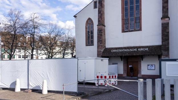 Prdigerkirche ist wieder eine KIrche