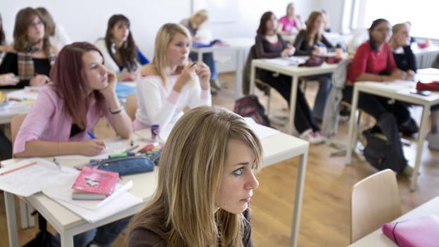 Latein ist an Bündner Mittelschulen nicht mehr obligatorisch.