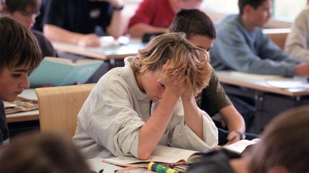 Die Bergeller Schulkinder lernen doch nicht mit italienischen Schülern zusammen. Die Gemeindeversammlung will vom Versuch nichts wissen.