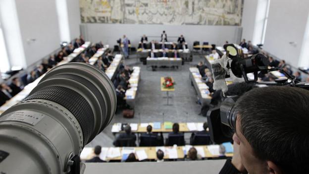 Wie soll das Kantonsparlament in Zukunft gewählt werden?