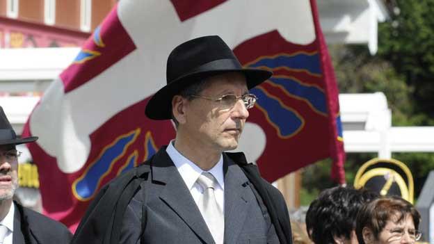Roland Inauen erhielt am meisten Stimmen.