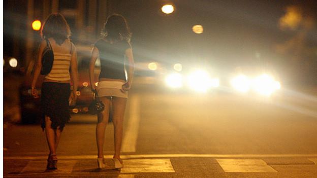 Die Strassenprostitution in Chur wird vorläufig bis Ende Jahr eingeschränkt.