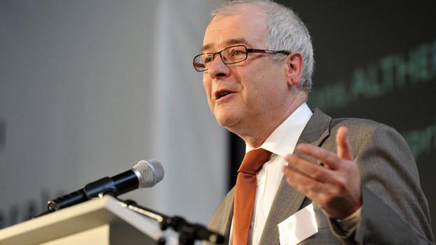 Hans Altherr ist neuer Präsident der Südostbahn.