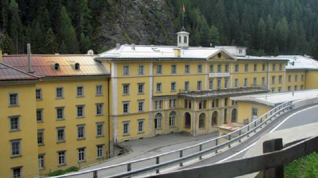 Das Hotel «Palace Scuol» wurde nun endlich versteigert