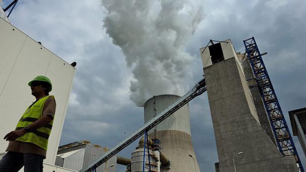 Umstritten: Die Kohlekraft sorgt für eine emotionale Debatte.
