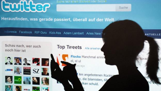 Auch die kantonale Verwaltung ist bei Twitter dabei.