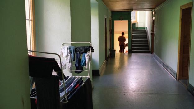 Ist es im Asylzentrum Schluein zu sexuellen Übergriffen zwischen Kindern gekommen?
