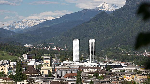 Die Churer Stadtregierung hat ein dickes Sparpaket ausgearbeitet.