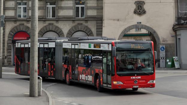 Die Stadtbus Chur AG wehrt sich gegen die Kritik der Gewerkschaft