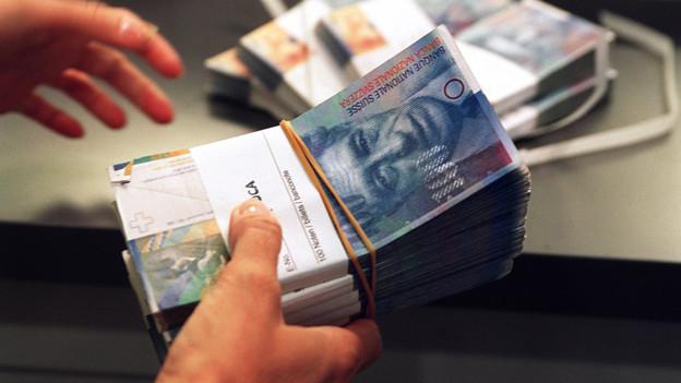 Der Schuldenberg der Stadt Chur wächst.