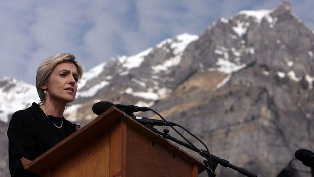 Marianne Dürst tritt als Regierungsrätin zurück