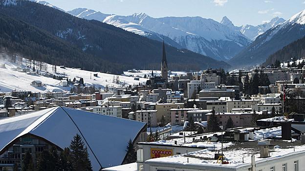 Die Davoser wehren sich gegen die Vorwürfe, dass sie unfreundlich seien.
