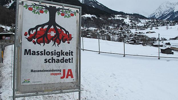 In Klosters sind Touristiker konsterniert über das Ja.