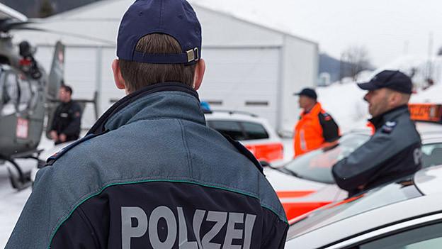 Weniger Straftaten in der Ostschweiz.