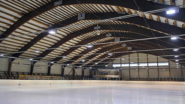 Neuer Vorschlag für gedeckte Eishalle in Chur