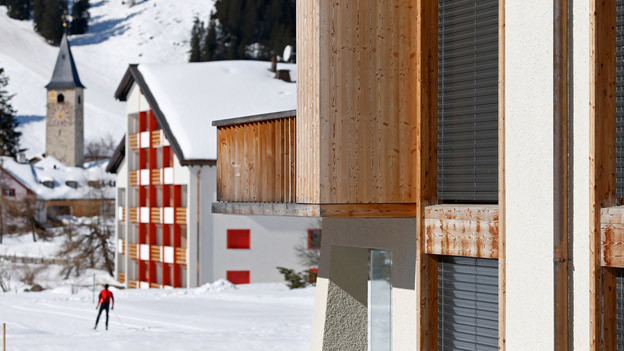 Zweitwohungen: Der Bundesrat kommt den Bergkantonen entgegen