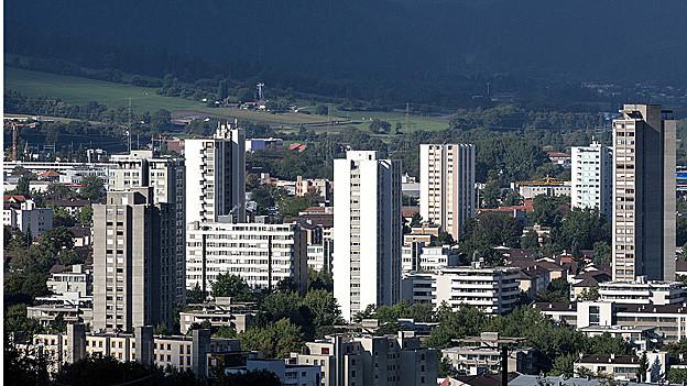 Chur brauch mehr günstigen Wohnraum, findet der Mieterverband.