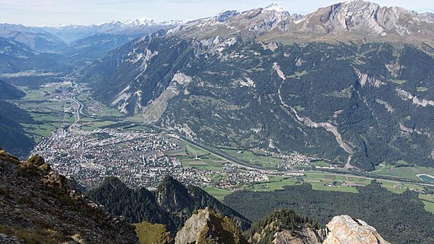Churer Rheintal weniger wirtschaftsstark als angenommen
