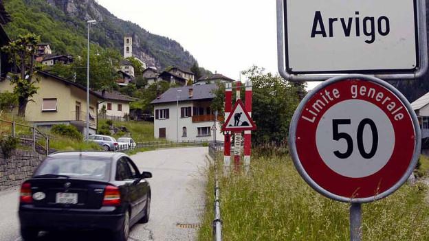 Zu wenig Wind: Windpark Arvigo wird abgeblasen