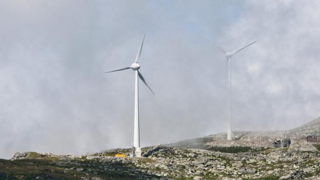 Windkraft in Graubünden: Viele Stolpersteine.