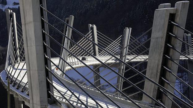 Sunnibergbrücke: ein Gesamtkunstwerk