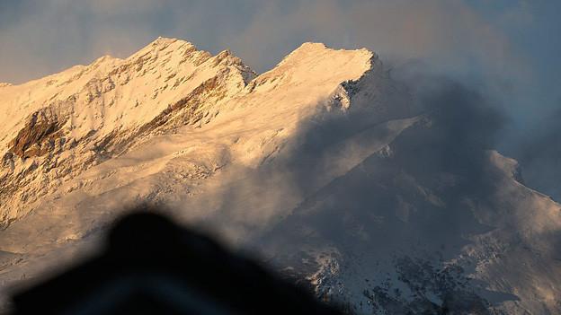 Bestattungen in den Alpen geben zu Reden.