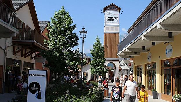 Outlet Dorf Landquart