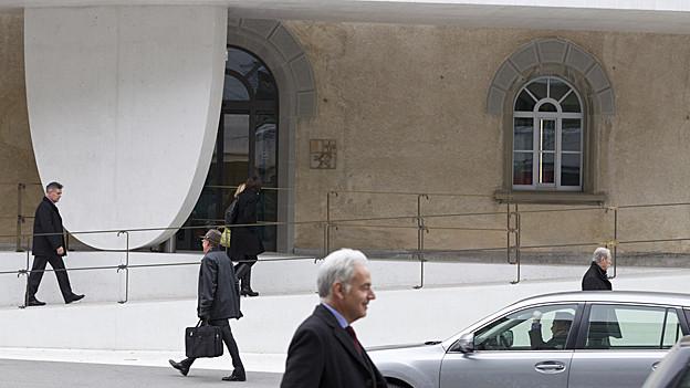 Grossratsgebäude