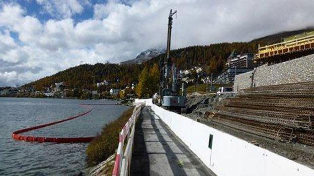 Ansicht St. Moritz