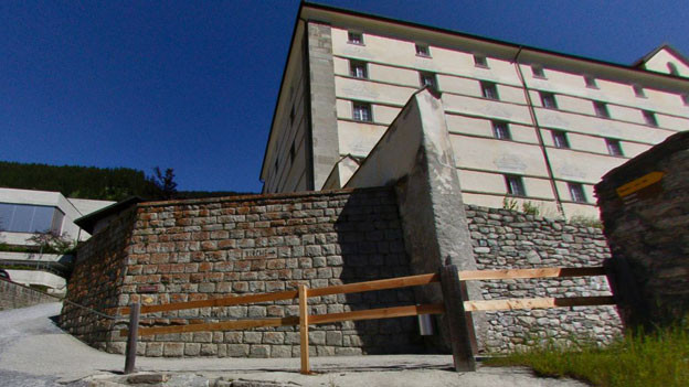 Klosterschule Disentis