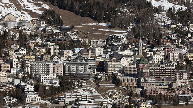 St. Moritz greift für seine Pauschalbesteuerten tief in die Kasse